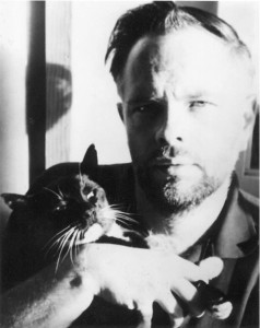 Philip_Dick_con_gatto