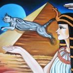 Le sette vite dei gatti tra miti e leggende