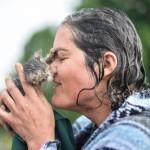 Salvare gli animali,  sono attimi di infinita emozione