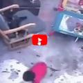 Gatto salva la vita a un bambino